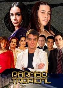 Paraíso Tropical - Poster / Capa / Cartaz - Oficial 3