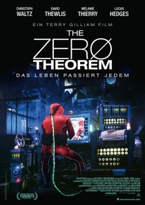 O Teorema Zero - Poster / Capa / Cartaz - Oficial 5