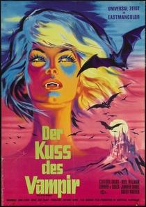 O Beijo do Vampiro - Poster / Capa / Cartaz - Oficial 3