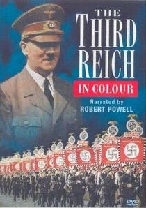 Terceiro Reich Em Cores - Poster / Capa / Cartaz - Oficial 1