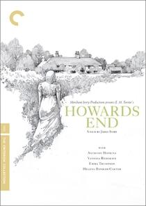 Retorno a Howards End - Poster / Capa / Cartaz - Oficial 1