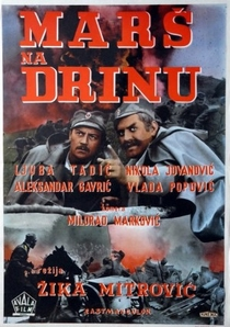 March on River Drina - Poster / Capa / Cartaz - Oficial 1
