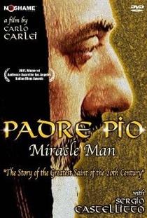 Padre Pio - Poster / Capa / Cartaz - Oficial 1