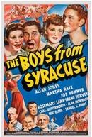 Os Gregos Eram Assim (The Boys From Syracuse)
