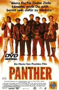 Panteras Negras - Poster / Capa / Cartaz - Oficial 3