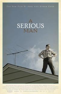 Um Homem Sério  - Poster / Capa / Cartaz - Oficial 6