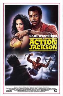 Action Jackson - Poster / Capa / Cartaz - Oficial 5