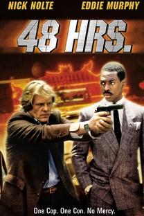 48 Horas - Poster / Capa / Cartaz - Oficial 6