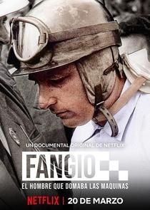 Fangio: O Rei das Pistas - Poster / Capa / Cartaz - Oficial 1