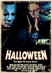 Halloween - A Noite do Terror - Poster / Capa / Cartaz - Oficial 7