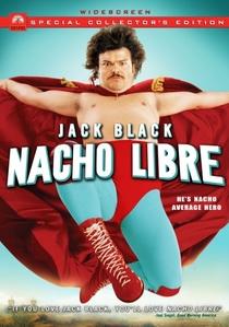 Nacho Libre - Poster / Capa / Cartaz - Oficial 3