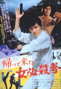 The Return Of Sister Street Fighter - Poster / Capa / Cartaz - Oficial 1