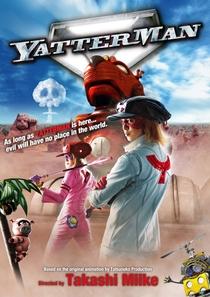 Yattaman - Poster / Capa / Cartaz - Oficial 10