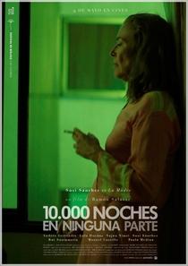 10.000 Noches en Ninguna Parte - Poster / Capa / Cartaz - Oficial 6