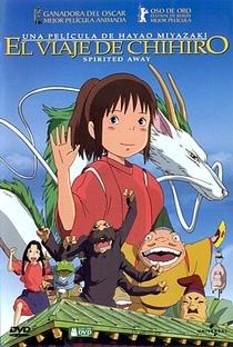 A Viagem de Chihiro - Poster / Capa / Cartaz - Oficial 29