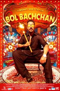 Bol Bachchan - Poster / Capa / Cartaz - Oficial 6