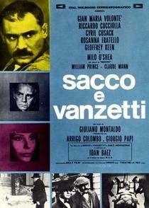 Sacco e Vanzetti - Poster / Capa / Cartaz - Oficial 5