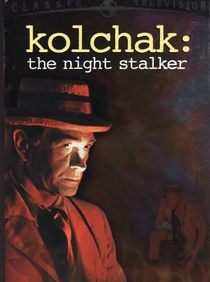 Kolchak e os Demônios da Noite - Poster / Capa / Cartaz - Oficial 3