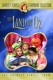 Shirley Temple's Storybook: A Terra de Oz  - Poster / Capa / Cartaz - Oficial 1