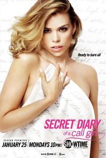 Diário Secreto de uma Call Girl (3ª Temporada) - Poster / Capa / Cartaz - Oficial 1