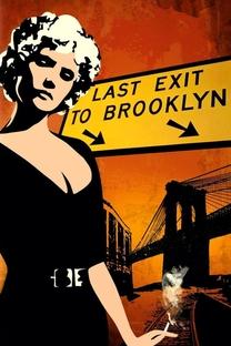 Noites Violentas no Brooklin - Poster / Capa / Cartaz - Oficial 5