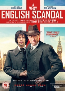 A Very English Scandal - Poster / Capa / Cartaz - Oficial 2