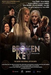The Broken Key - Poster / Capa / Cartaz - Oficial 1