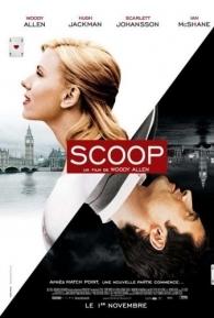 Scoop - O Grande Furo - Poster / Capa / Cartaz - Oficial 2