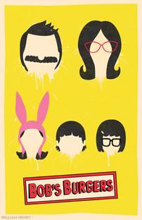 Bob's Burgers (6ª temporada) - Poster / Capa / Cartaz - Oficial 1