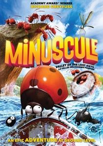 Minúsculos – O Filme - Poster / Capa / Cartaz - Oficial 5