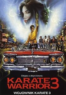 Karate Warrior - A Disputa Pelo Kimono Dourado - Poster / Capa / Cartaz - Oficial 1