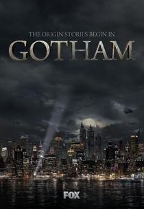 Gotham (1ª Temporada) - Poster / Capa / Cartaz - Oficial 1