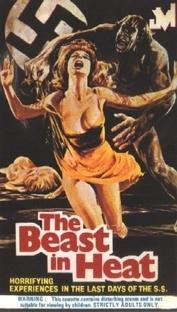 La Bestia in Calore - Poster / Capa / Cartaz - Oficial 1