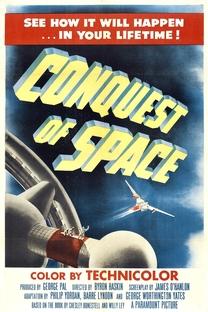 A Conquista do Espaço - Poster / Capa / Cartaz - Oficial 4