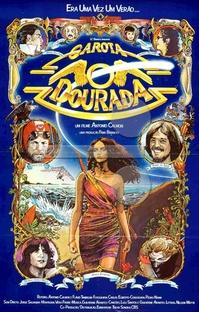 Garota Dourada - Poster / Capa / Cartaz - Oficial 1