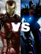 Homem de Ferro vs Optimus Prime (Iron Man vs Optimus Prime)