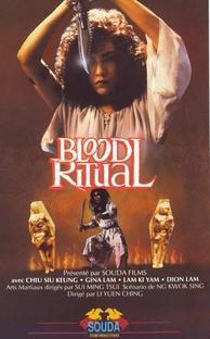 Blood Ritual - Poster / Capa / Cartaz - Oficial 1