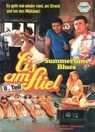 Summertime Blues (Summertime Blues: Lemon Popsicle VIII)