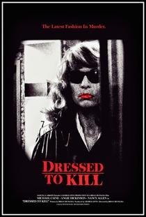Vestida Para Matar - Poster / Capa / Cartaz - Oficial 9