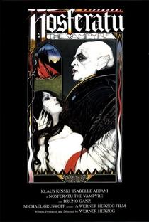 Nosferatu - O Vampiro da Noite - Poster / Capa / Cartaz - Oficial 1