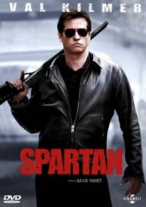 Spartan - Poster / Capa / Cartaz - Oficial 3