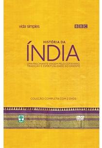 História da Índia - Poster / Capa / Cartaz - Oficial 1