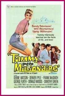 Tammy e o Milionário - Poster / Capa / Cartaz - Oficial 1