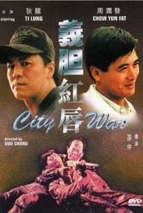 Uma Cidade em Guerra - Poster / Capa / Cartaz - Oficial 1