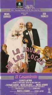 A Gaiola das Loucas 3 - 'Elas' se Casam - Poster / Capa / Cartaz - Oficial 2