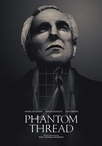 Trama Fantasma - Poster / Capa / Cartaz - Oficial 5