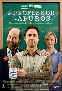 Um Professor em Apuros - Poster / Capa / Cartaz - Oficial 2
