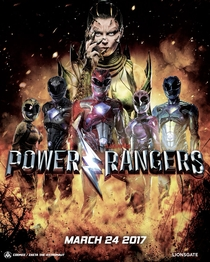 Power Rangers - Poster / Capa / Cartaz - Oficial 16