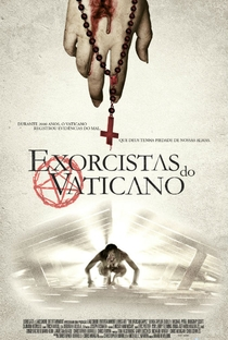 Exorcistas do Vaticano - Poster / Capa / Cartaz - Oficial 6