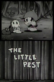 The Little Pest - Poster / Capa / Cartaz - Oficial 1